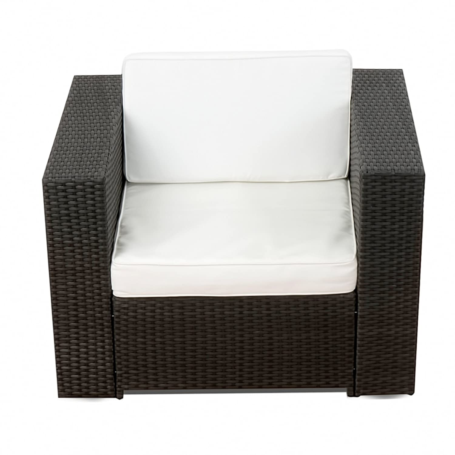 Lounge sofa outdoor günstig  Amazon.de: XINRO (1er) Premium Lounge Sessel - Lounge Sofa ...