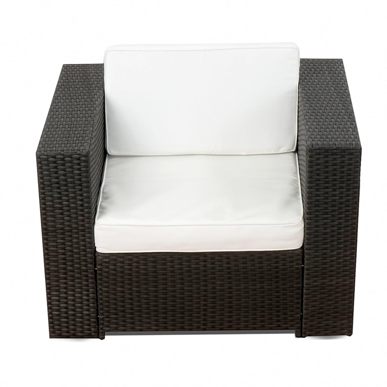 Gartensessel lounge  Amazon.de: XINRO (1er) Premium Lounge Sessel - Lounge Sofa ...