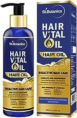St.Botanica Hair Vital Bioactive Oil, 200ml