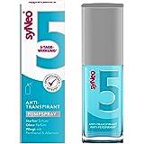 syNeo 5 Antitranspirante Spray, Desodorante contra sudor fuerte para mujeres y hombres, 1 unidad (1 x 30 ml)