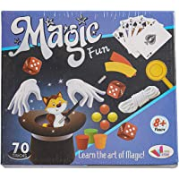 Patiofy Magic Kit for Kids Including 70 Classic Magic Tricks/Spectacular Magic Suitcase/Easy to Play & Learn Magic…