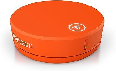 NEU! Skyroam Solis: Mobiler WLAN Hotspot & Power Bank // 4G LTE Tragbarer Router für Geschäftsreise und Urlaub // Globale Mobile Daten ohne Roaming // Im Internet ohne SIM-Karte in über 130 Ländern surfen // 5 Geräte gleichzeitig verbinden