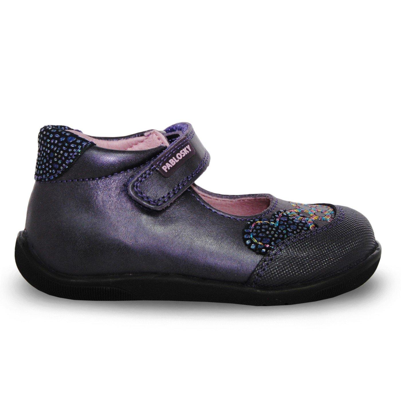 Scarpe stringate per ragazza, color Viola , marca PABLOSKY, modelo Scarpe Stringate Per Ragazza PAB