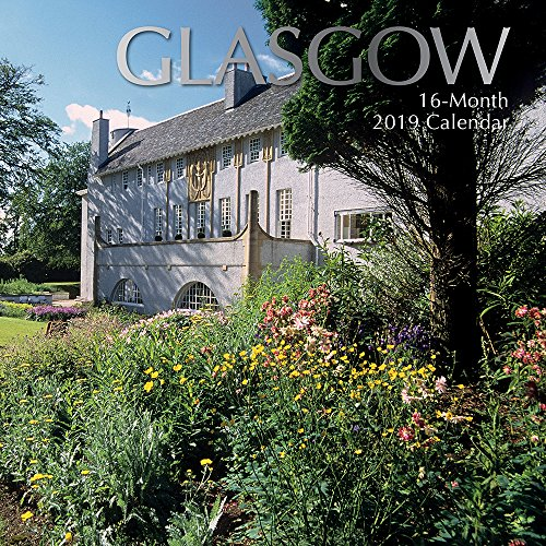 Glasgow 2019 - 16-Monatskalender: Original The Gifted Stationery Co. Ltd [Mehrsprachig] [Kalender] (Wall-Kalender)