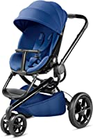 Quinny Moodd Urban Pushchair, Smart and Stylish Pushchair with Automatic Unfolding, 0 months - 3.5 years, Blue Base