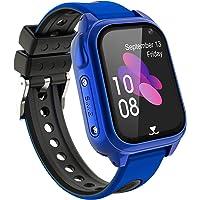 Smartwatch Bambini GPS LBS Tracker - GPS Smartwatch Orologio Bambino, Smartwatch Bambini per Ragazzi Ragazze Studente…