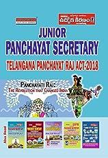 Telangana Panchayat Act 2018 [English Medium]