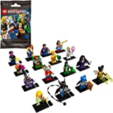 LEGO 71026 Minifigures DC Super Heroes Series Collectible Toy, Variety of Styles (Style Picked at Random) - 1 Unit