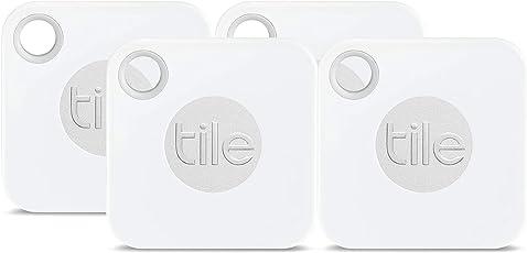 Tile EC-13004 Mate mit austauschbarer Batterie - 4er Pack