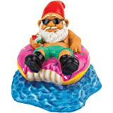 BigMouth Inc The Donut Worry Be Happy Garden GNOME