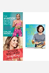 4-week Body Blitz, Everything Beauty Style Fitness Life [Hardcover] and The Fat-loss Plan 3 Books Collection Set Paperback
