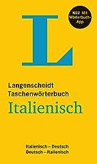Langenscheidt Taschenwörterbuch Italienisch - Buch und App: Italienisch-Deutsch/Deutsch-Italienisch (Langenscheidt Taschenwörterbücher)