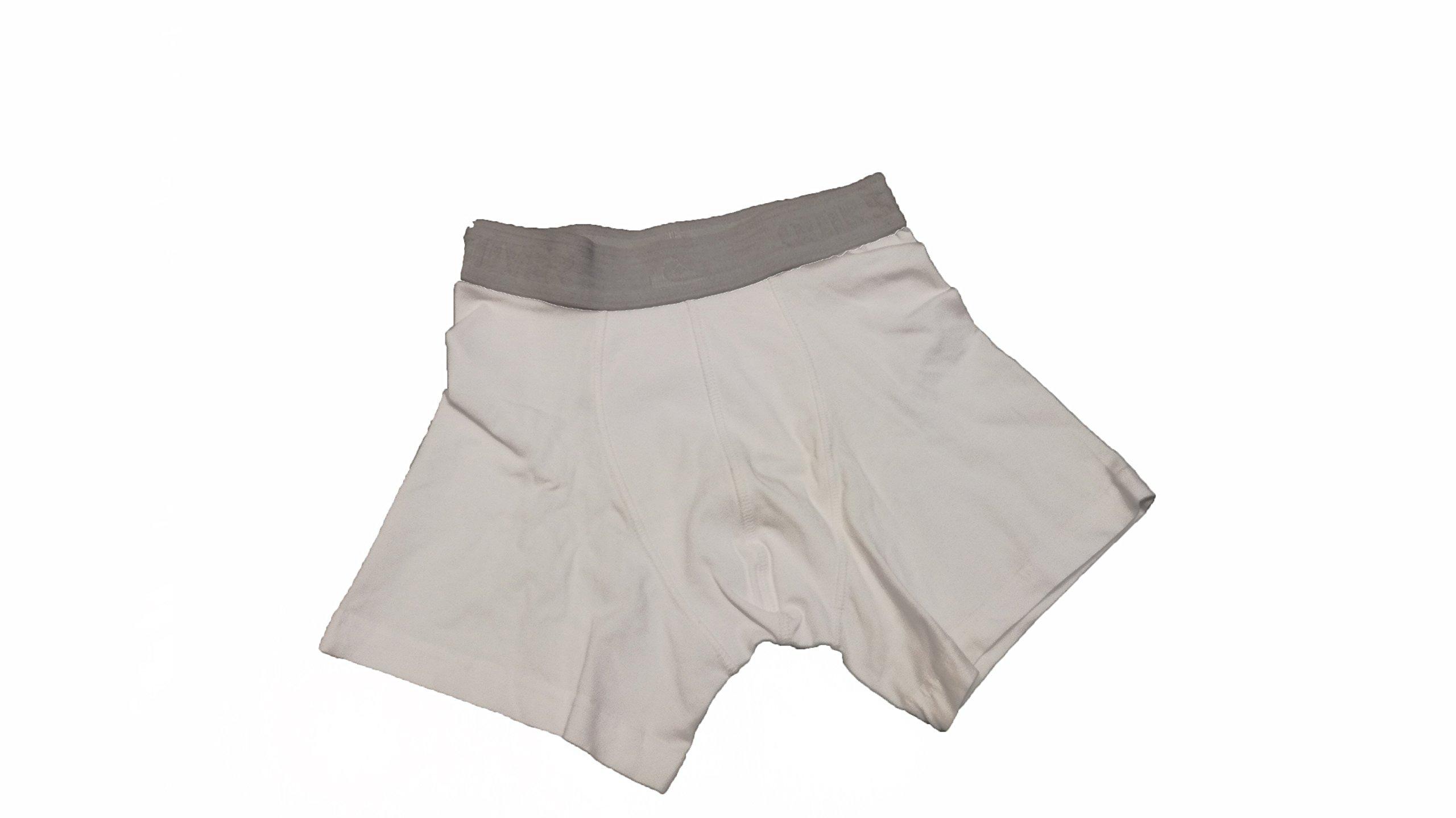 Quiksilver – Calzoncillo – Hombre – Color: Blanco – Talla: XS