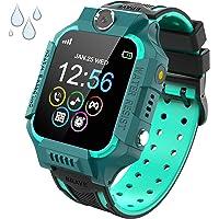 Smartwatch Telefono per Bambini, Orologio Digitale con Conversazione Bidirezionale Lettore MP3 Gioco Sveglia…