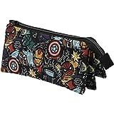 KARACTERMANIA Marvel Trend-Estuche Portatodo Triple HS, Multicolor