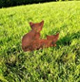 Beetstecker *Katze* Dekofigur Tierfigur Deko - H30cm von Denk - Du und dein Garten