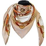 tessago foulard dis 62679 var 8688 mis 90 x 90 pl 100%