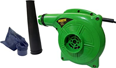Cheston 600 W || 80 Miles/Hour Electric Air Blower 17000rpm Dust PC Vacuum Cleaner with dust Bag (Chose Variable Speed Model for air Flow Regulator) (with Variable Speed)