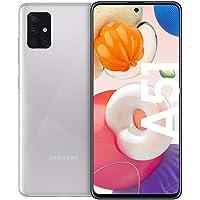 Samsung Galaxy A51 Smartphone Bundle (16,4cm (6,5 Zoll)) 128 GB interner Speicher, 4 GB RAM, Dual SIM, Android inkl. 30…