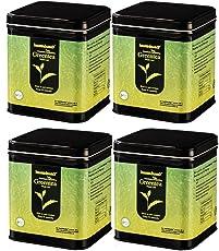 Healthbuddy premium Darjeeling Green Tea Whole Leaf 2 packs of 100 gms each