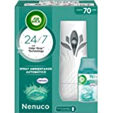 Air Wick Freshmatic - Aparato y recambio de Ambientador Spray Automático, Esencia para Casa con Aroma a Nenuco - 1 aparato +