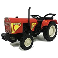 Centy Tractor Eicher Pull Back Cars for 3 Years Above (Colours May Vary)