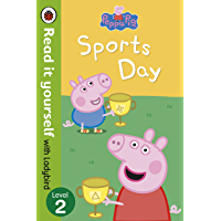 Peppa Pig: Sports Day - Read it yourself with Ladybird: Level 2