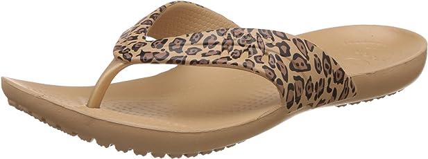 crocs Women's Flip-Flops and House Slippers