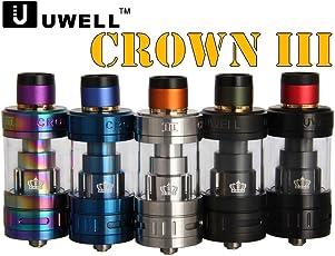 Uwell Crown 3 Clearomizer Set schwarz