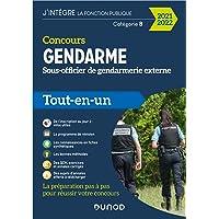 Concours Gendarme - Sous-officier de gendarmerie externe - 2021/2022- Tout-en-un: Tout-en-un (2021-2022)