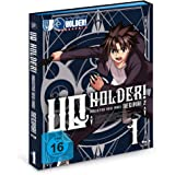 UQ Holder! - Blu-ray 1 (Episode 01-06)