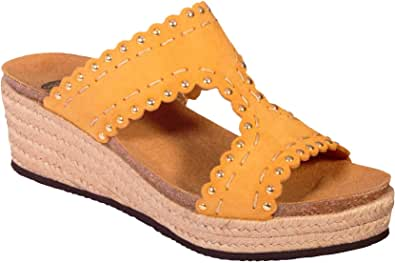 Scholl Sandalen mit Keilabsatz Shannon