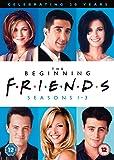 Friends: The Beginning [Seasons 1-3] [20th Anniversary Edition] [DVD] [2014] [1994]