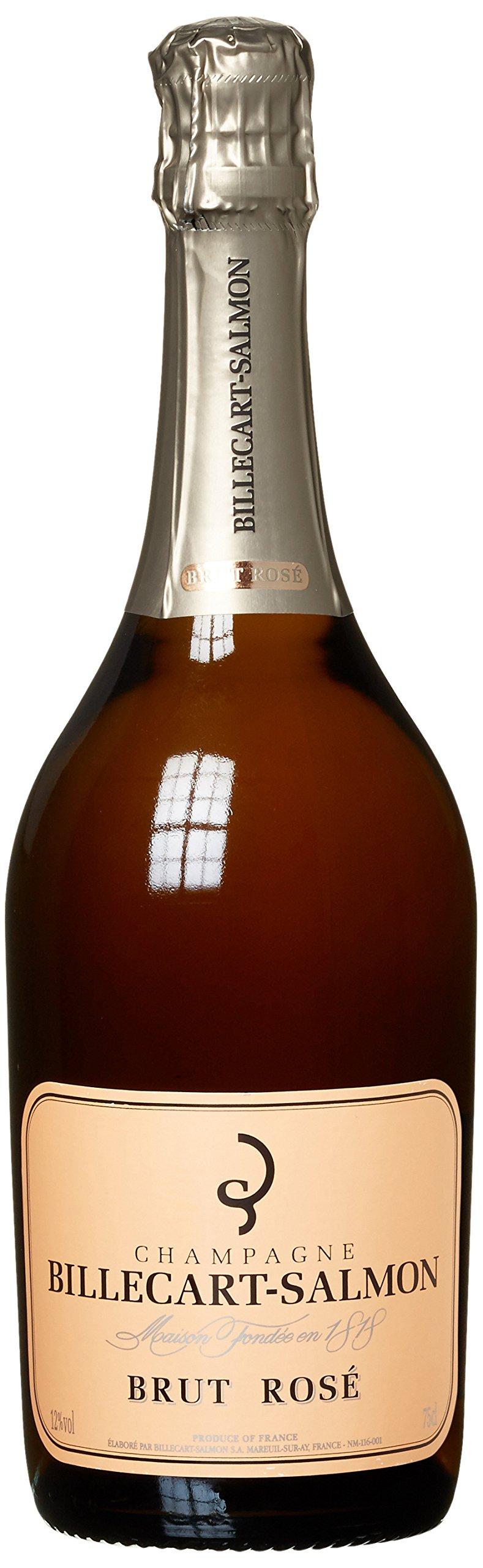 Billecart-Salmon Brut Rose NV Champagne 75 cl