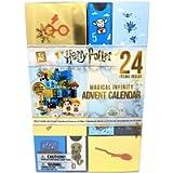 Wizarding World - Harry Potter/Fantastic Beasts 19136 Harry Potter Magical Infinity Advent Calendar, Multi