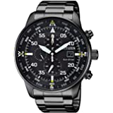 Citizen Collection Aviator CA0695-84E - Reloj de pulsera para hombre
