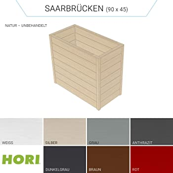 Nordje Hochbeet Bausatz Asta 110x85x58 5cm Aus Hochwertigem Holz