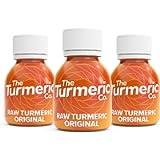 The Turmeric Co - Liquid Turmeric Drink Shots - High Strength 35000mg of Fresh Turmeric Root with Black Pepper…