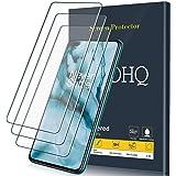 QHOHQ Screen Protector voor OnePlus Nord 5G, [3 Pack] Gehard Glasfilm, 9H Hardheid - Geen Bubbles - Anti-Vingerafdruk - Anti-