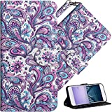 COTDINFOR Huawei Y3 2018 Cover 3D Effect Painted Premium PU