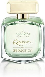 Antonio Banderas Queen of Seduction Eau de Toilette, 80ml