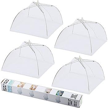 1 Stück Faltbare Küche Lebensmittel Abdeckung Zelt Regenschirm Camp Kuchen Net