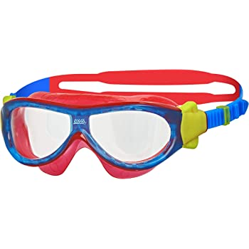 ad849d79209 Zoggs Children s Phantom Kids Mask With Uv Protection and Anti-fog Swimming  Goggles