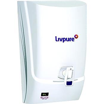 Livpure Glitz Plus-RO+UF (1, White)
