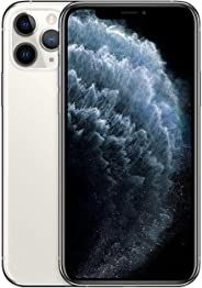 Apple iPhone 11 Pro with FaceTime - 256GB, 4G LTE, Silver - International Version