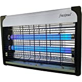 fraxinus Tue Mouche Electrique, Anti Moustique Lampe 20W UV, D' Insectes Destructeur, Attrape Piege A Mouche Efficace…