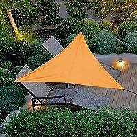Fishyu Tenda da Sole Markisenschutz Anti UV Impermeabile per Il Patio-Garten Im Gratis 6mx6mx6m Viola