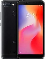 Xiaomi Redmi 6 64GB Handy, schwarz