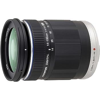 Olympus EZ-M1415 - Objetivo para micro cuatro tercios (distancia focal 14-150mm, apertura f/4) color negro