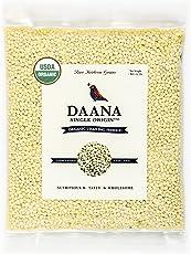 Daana Organic Urad Dal (Whole), Single Origin, 1 Kg